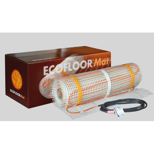 Covoras incalzire in pardosea Ecofloor  LDTS 3,4 mp 560 W