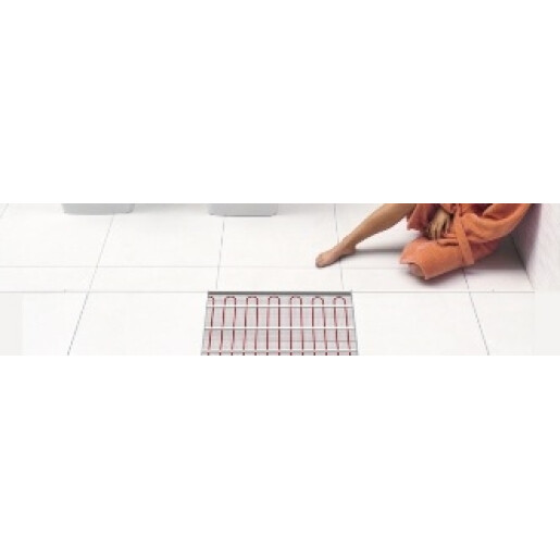 Covoras incalzire in pardosea Ecofloor  LDTS 6,1 mp 1000 W