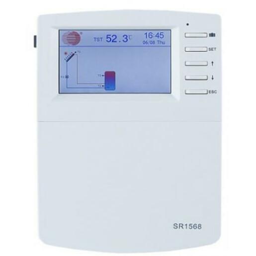 Automatizare solara SR1568
