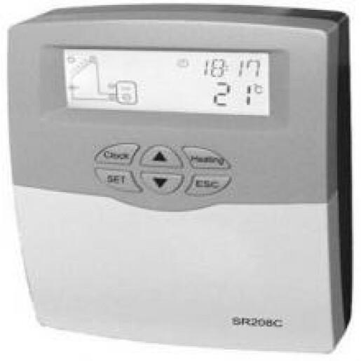 Automatizare solara SR208C