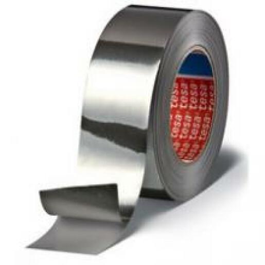 Banda adeziva aluminiu 50mm/50ml