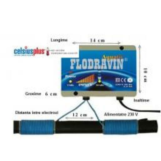 Dedurizator  calcar electric Flodravin