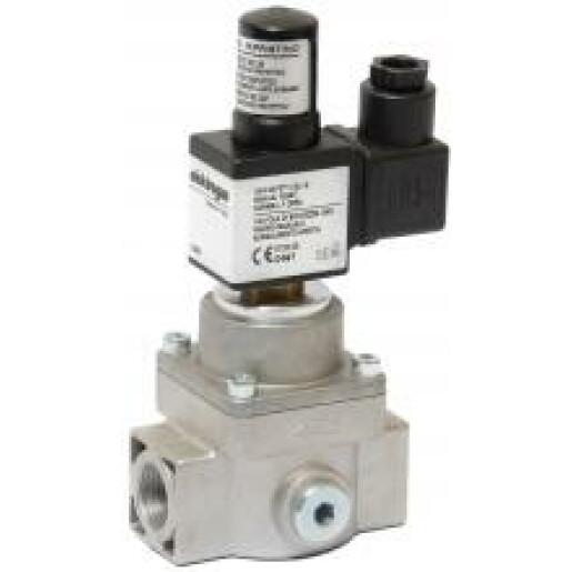 Electrovalva gaz 1' OT Pmax 0.6 bar