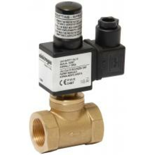 Electrovalva gaz 3/4' OT Pmax 0.6 bar