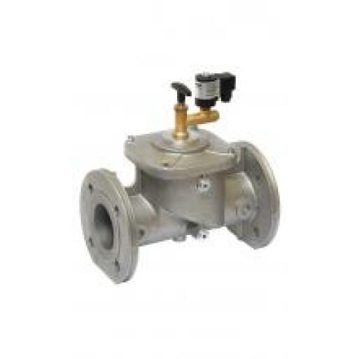 Electrovalva gaz DN125 Pmax 0,6 bar