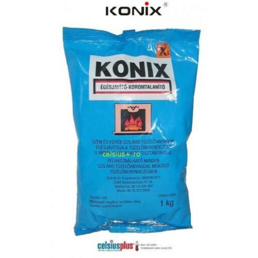 KONIX 1 KG aditiv pentru curatat centrale si seminee