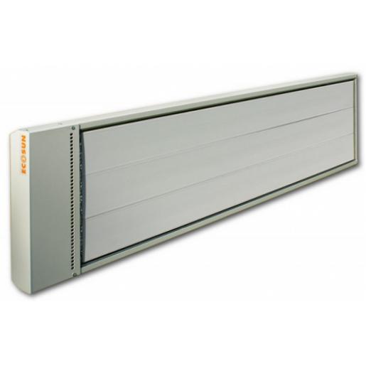 Panou radiant infrarosu industrial de inalta temperatura Ecosun S+ 1800 W