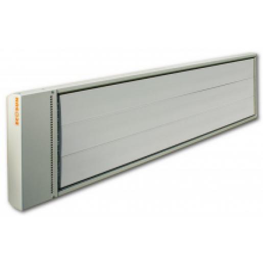 Panou radiant infrarosu industrial de inalta temperatura Ecosun S+ 2400 W