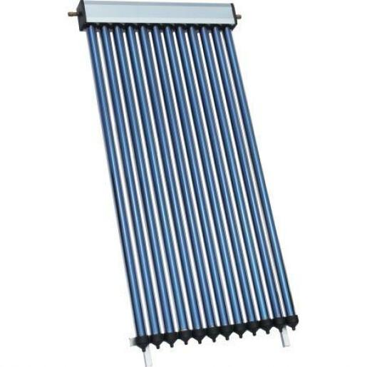 Panou solar apa calda PANOSOL cu 12 tuburi vidate tehnologie heat-pipe