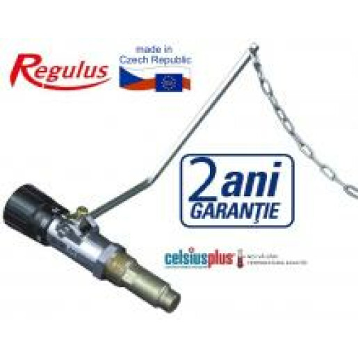 Regulator tiraj cazan REGULUS RT4