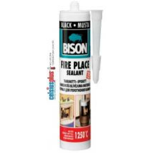 Silicon BISON 1250°C Cement Mastic refractar