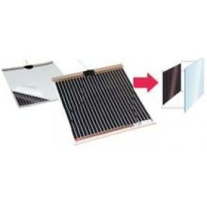 Folie incalzitoare pentru dezaburire oglinzi 100W  524x1004mm