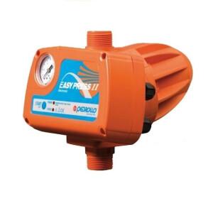 Regulator electronic de presiune Easy Press II  cu manometru
