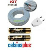 Kit montaj termostat wireless