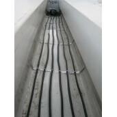 Banda AL25 Aluminium 10m/rola