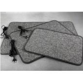 Carpete incalzitoare pentru picioare sau incaltaminte 30x100mm 40 W