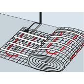 Covoras incalzire in pardosea Ecofloor  LDTS 4.2 mp 670 W