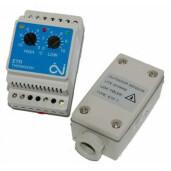Termostat analogic cu senzor exterior ETR/F-1447A -15/+10Ã‹Å¡C