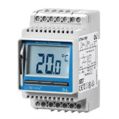 Termostat digital ETN4-1999  -19,5/+70°C  sonda inclusa