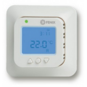 Termostat digital de interior(cu senzori ambient+pardoseala) FT 350