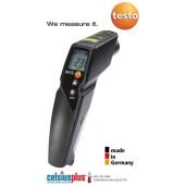 Termometru infrarosu cu doua fascicule laser Testo  830-T2